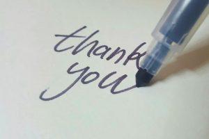 carta renuncia laboral con las gracias