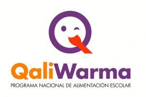 Logo qali warma, Programa nacional de alimentación escolar de Perú