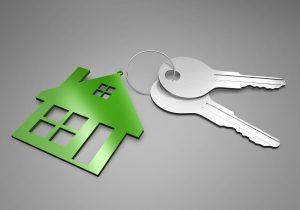 llaves de una vivienda